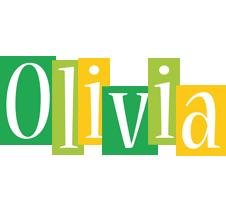 Olivia lemonade logo