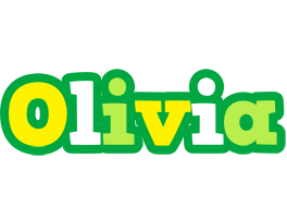 Olivia soccer logo