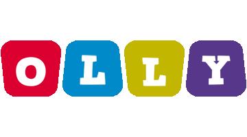 Olly kiddo logo