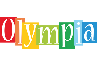 Olympia colors logo