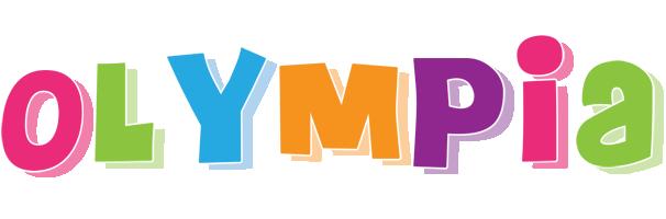 Olympia friday logo