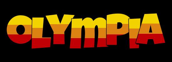 Olympia jungle logo