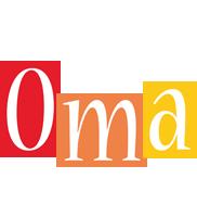 Oma colors logo