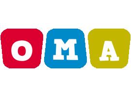 Oma kiddo logo