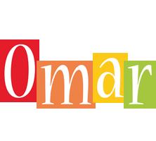 Omar colors logo