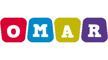 Omar daycare logo