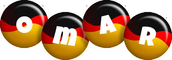 Omar german logo