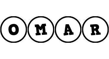 Omar handy logo