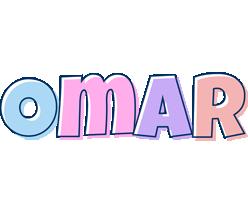 Omar pastel logo