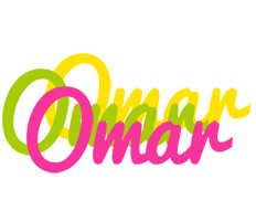 Omar sweets logo