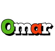 Omar venezia logo