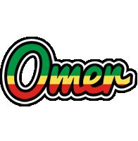 Omer african logo