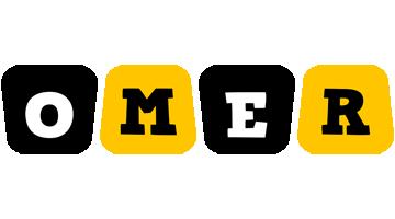 Omer boots logo