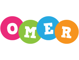 Omer friends logo