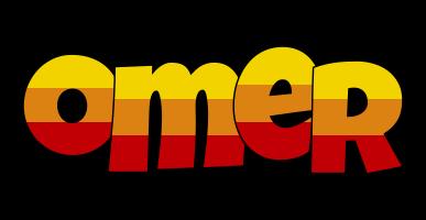 Omer jungle logo