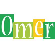 Omer lemonade logo