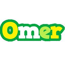 Omer soccer logo