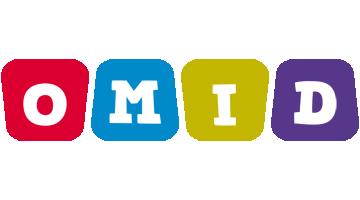 Omid kiddo logo