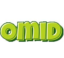 Omid summer logo