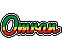 Omran african logo