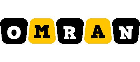 Omran boots logo