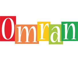 Omran colors logo