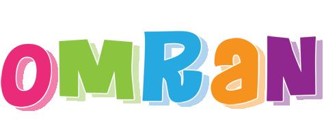 Omran friday logo