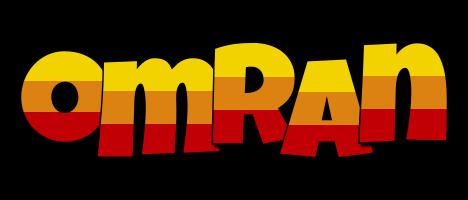 Omran jungle logo