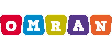 Omran kiddo logo