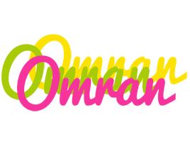 Omran sweets logo