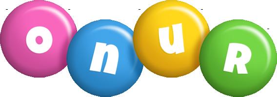 Onur candy logo