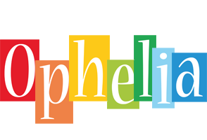 Ophelia colors logo