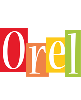 Orel colors logo