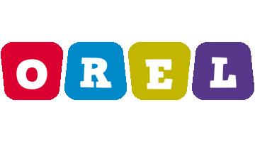 Orel daycare logo