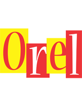 Orel errors logo