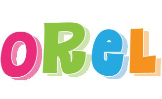 Orel friday logo