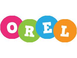 Orel friends logo