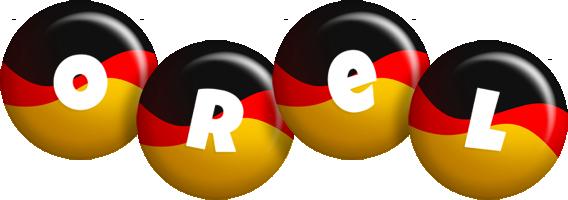 Orel german logo