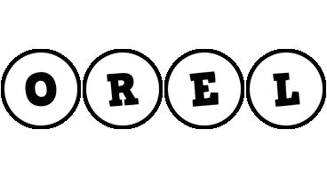 Orel handy logo