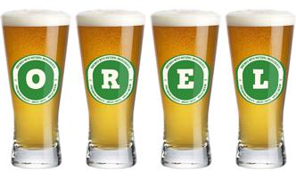 Orel lager logo