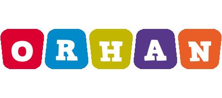 Orhan kiddo logo