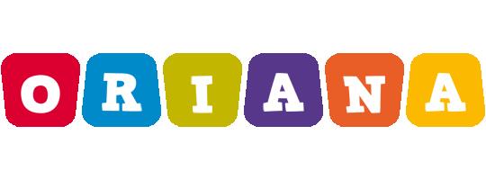 Oriana kiddo logo