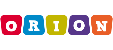 Orion daycare logo