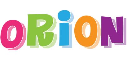 Orion friday logo