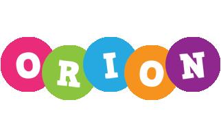 Orion friends logo