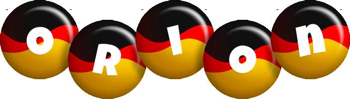 Orion german logo