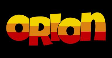Orion jungle logo