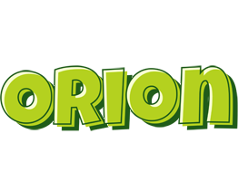 Orion summer logo