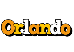 Orlando cartoon logo