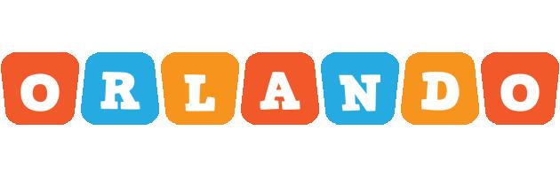 Orlando comics logo